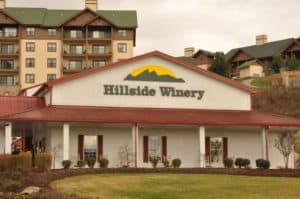 Hillside Winery in Sevierville
