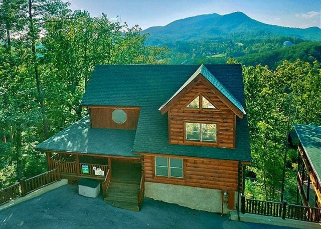Absolutely Wonderful cabin in Pigeon Forge