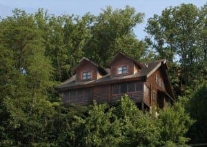 Dolly's Dream Cabin in Pigeon Forge TN