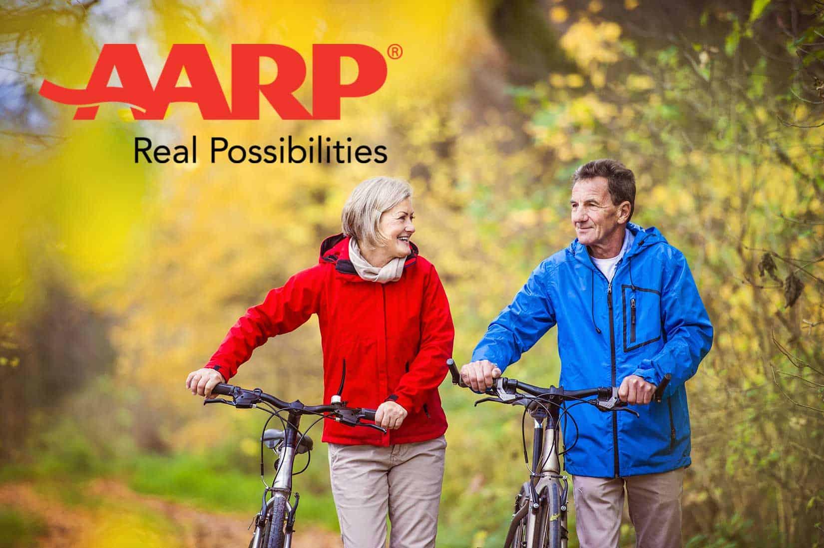 5% off AARP members