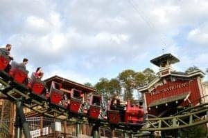 dollywood-firechaser express